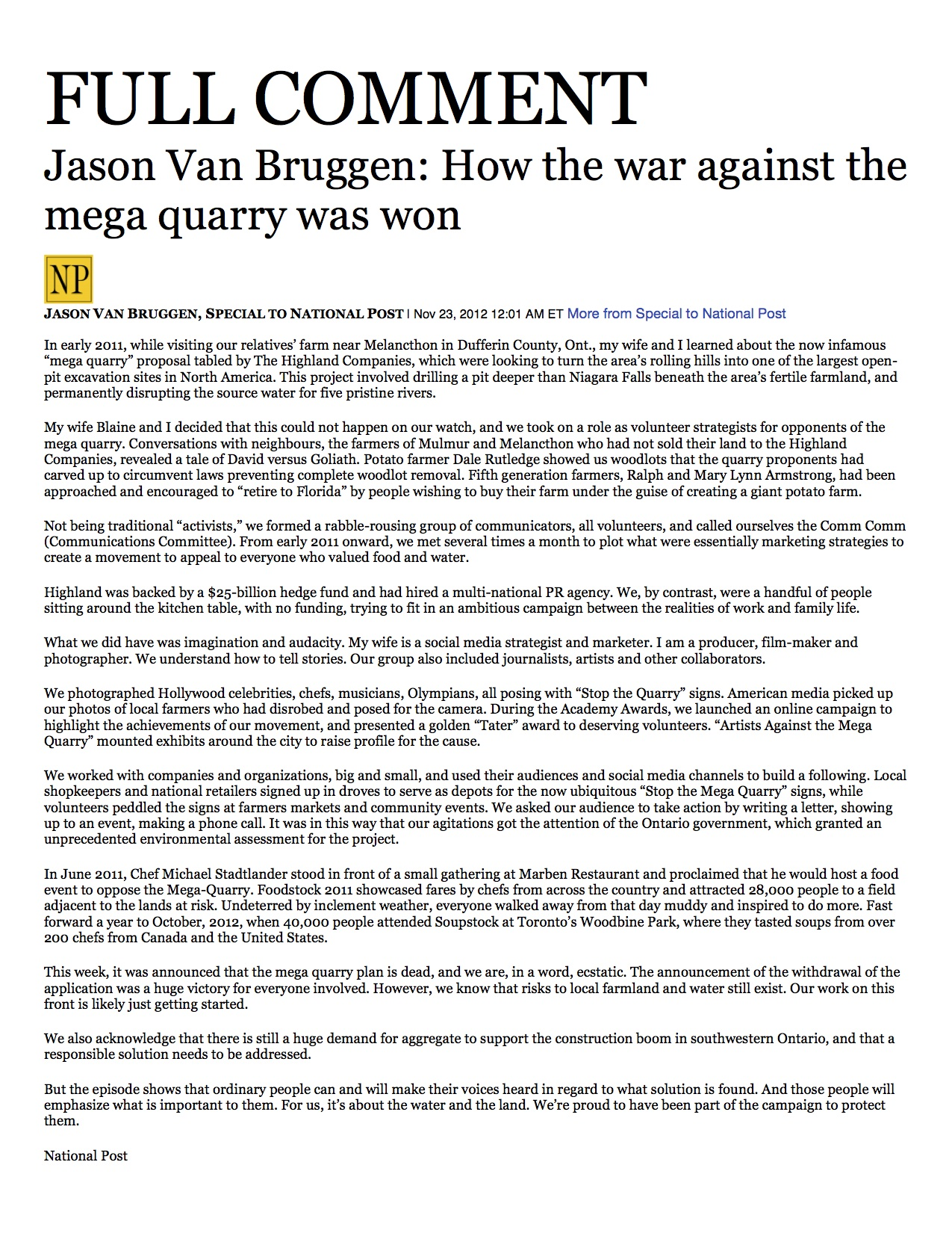 Jason Van Bruggen.NationalPostarticle.jpg